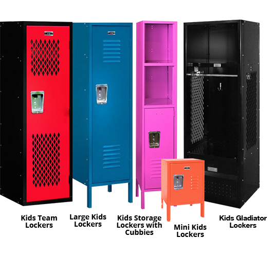 Jorgenson Lockers
